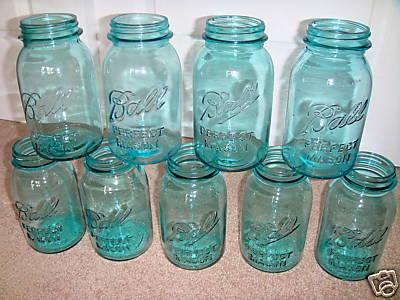 Wedding Reception Sites on Wanted Blue Canning Jars For Wedding Decor Wedding Flowers Vases Jar