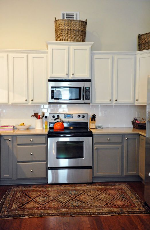 i'd like to change the kitchen… input please!