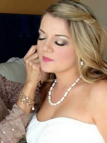 Wedding Day Drugstore Makeup : My Wedding Day MAKEUP Weddingbee Photo Gallery