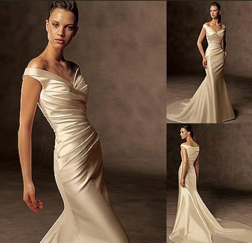 Ceremony Vs Reception Dress: HELP! Satin Vs Tafetta Vs Organza Vs Silk