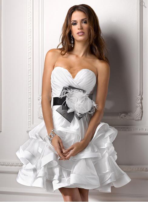 Платья на свадьбу для девушки фото