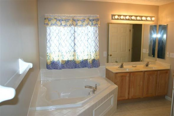 Updated House or Fixer Upper? :  wedding Bath 2