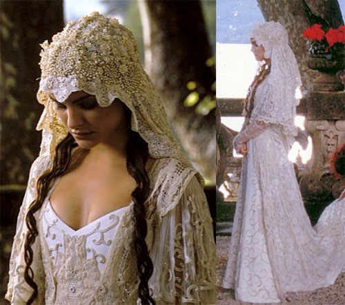 What 39 s your favorite on screen dress the knot for Coming to america wedding dress