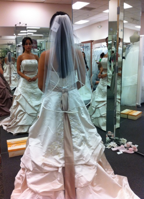 Confession: Now I\'m a THREE dress bride! (Pic heavy!!)