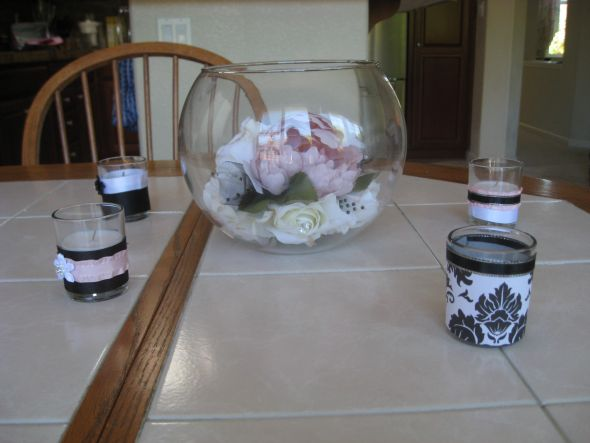 Jazzed Up Votives