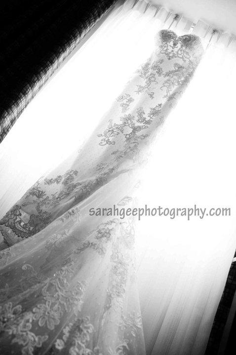 Casablanca 1975 weddingbee page 3 for Wedding dress alterations columbus ohio