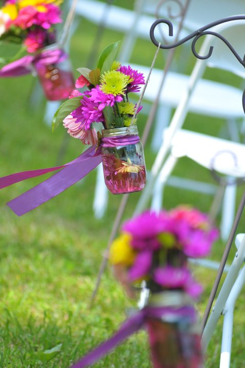 Mason Jar Centerpieces wedding 30503 637272024903 31200366 36418070