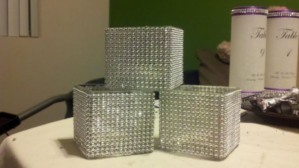 My BLING DIY!! Love them...