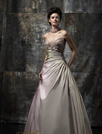 Pictures of wedding dresses with