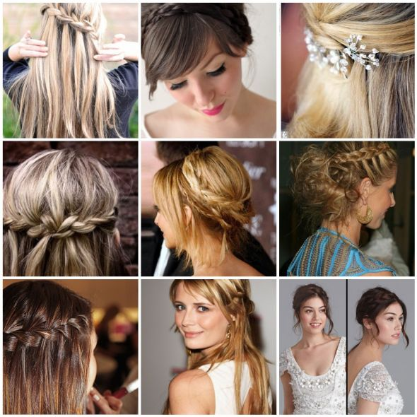 Hair Inspiration Board: Braids