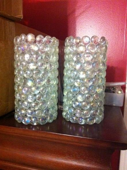 Vases for my crystal tree!! | Weddingbee DIY Projects