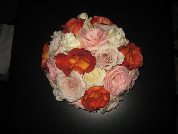 Anyone making your own bouquet wedding diy bouquet flowers IMG 1819