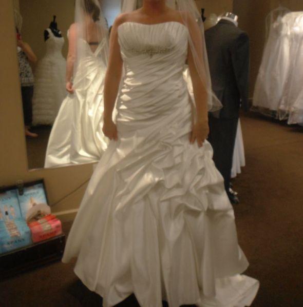 Ceremony Vs Reception Dress