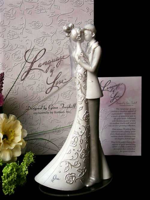HELP wedding Bride And Groom Wedding Cake Toppers5 8 months ago