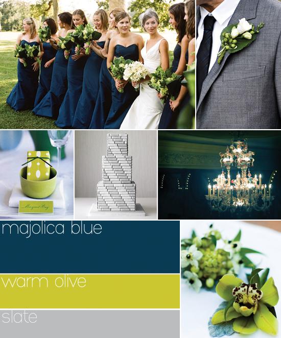 Unique Fall Wedding Colors