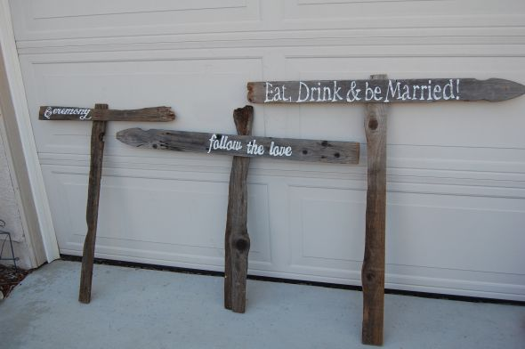 Rustic wedding decor for sale rustic shabby chic wedding - Shabby chic decor for sale ...