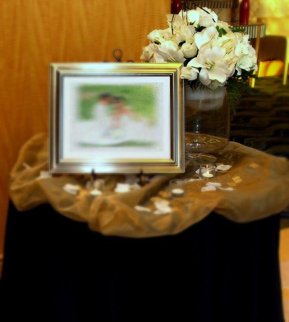 Ivory Floral Centerpiece wedding flower floral arrangement centerpiece