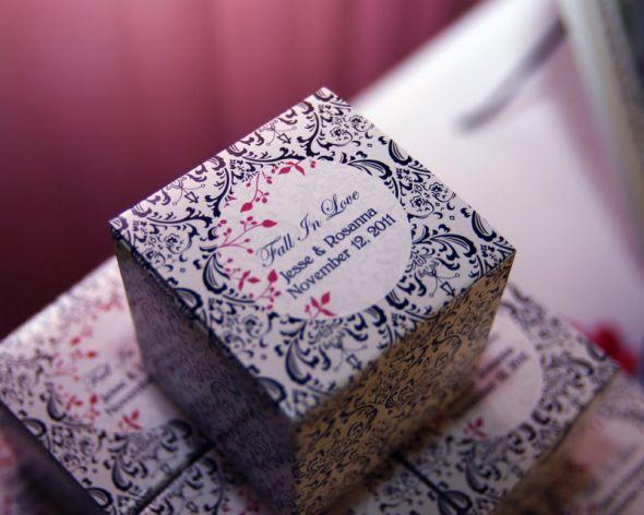 LTB Damask Card Box wedding card box damask Cupcake Boxes 4 months ago