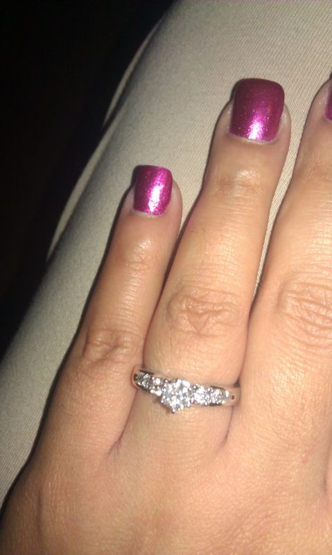 My new ring!! :  wedding ring IMAG0493