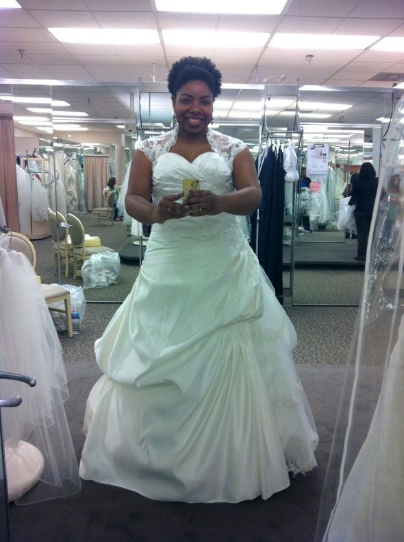 My Wedding Gown from DressilyMe