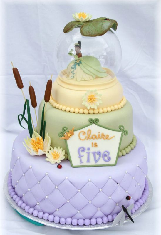 Anyone use real or fake snow globe cake toppers?