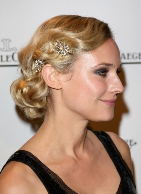 Vintage Hair Ideas especially Updos Weddingbee