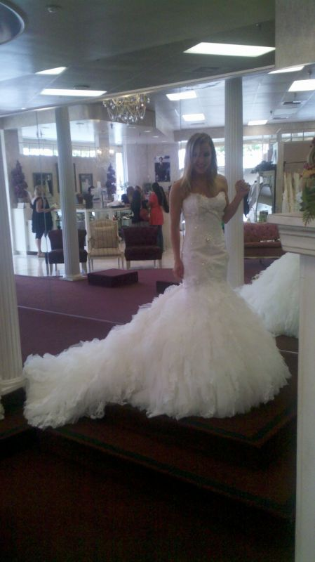 Finally Got my dress :) My Maggie Go
