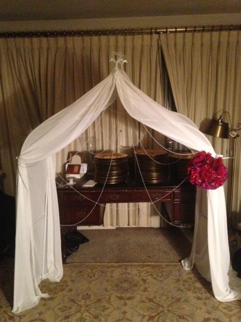 Hobby Lobby Decorative Wedding Arch  from bios.weddingbee.com