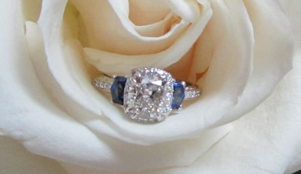 Show me your Tacori engagement or wedding bands wedding tacori rings