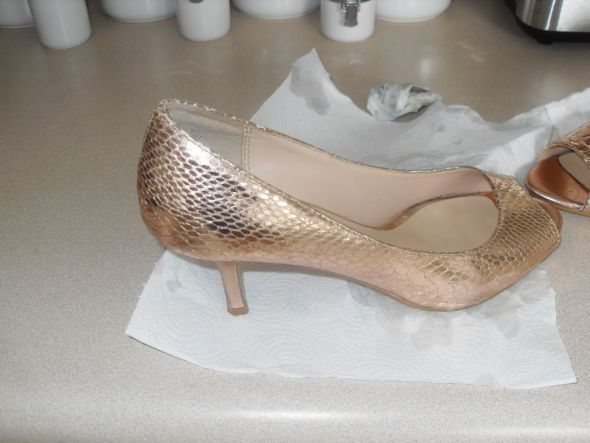 These are the before shoe Wedding Shoes wedding purple SDC10538