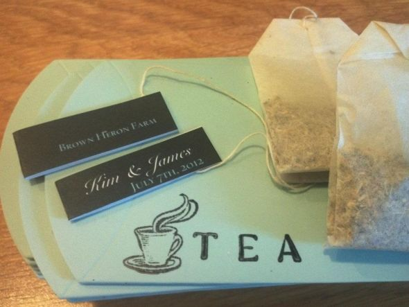 Custom Tea Bags, Easy and cheap.