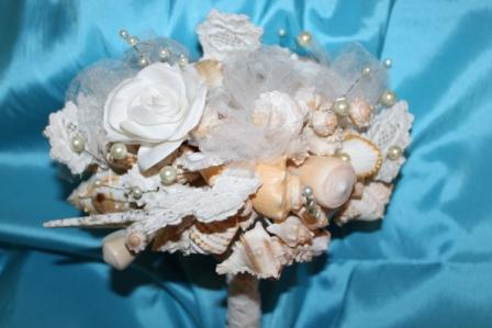 Better Pictures of Shell Bouquets
