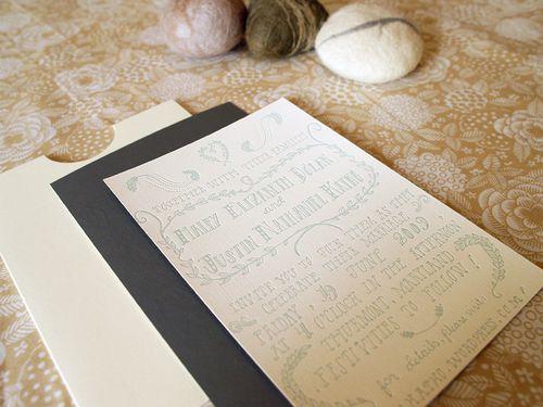 Gatefold invitations Insert help wedding invitations gate fold diy help