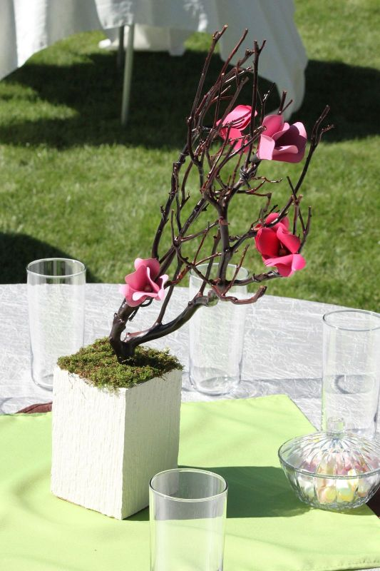 I I have 20 wedding centerpieces that I used for my wedding a couple of