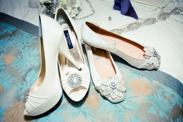My wedding shoe collection.........