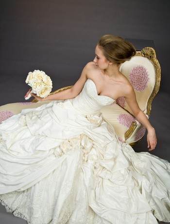 Posted 3 months ago by rebekahgrace in Wedding Dress 1 number of comments