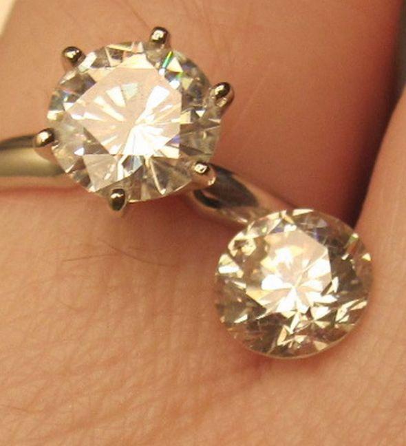 Diamond Marriage Rings