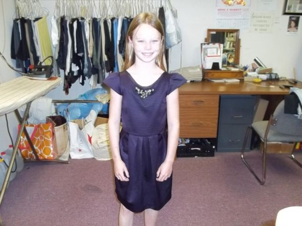 Little Girl Pregnant at 9