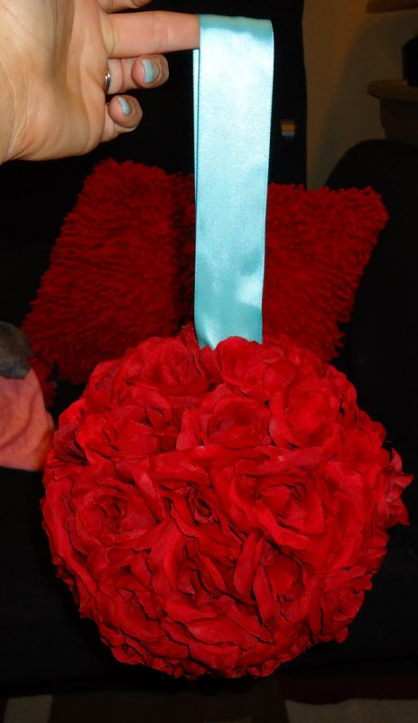 Tiffany Blue and Red After Wedding Sale wedding sale wedding cake topper