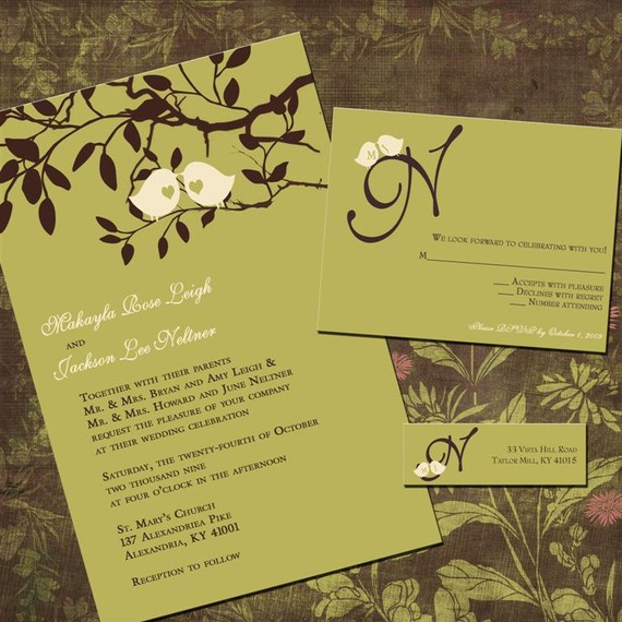 wedding black and white wedding Invitations Here 39s my dress