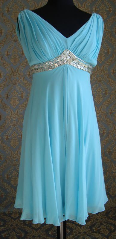 Blue bridesmaid dress tiffany bridesmaid dresses for Wedding dresses with tiffany blue