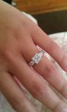 my new engagement ring!! :  wedding ring Untitledring