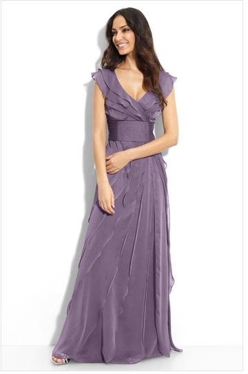 Wanted To Have A Violet Purple Dress For My Wedding So Far Ive Only Found This One I Really Like It But Compared More Traditional Dressses Seems