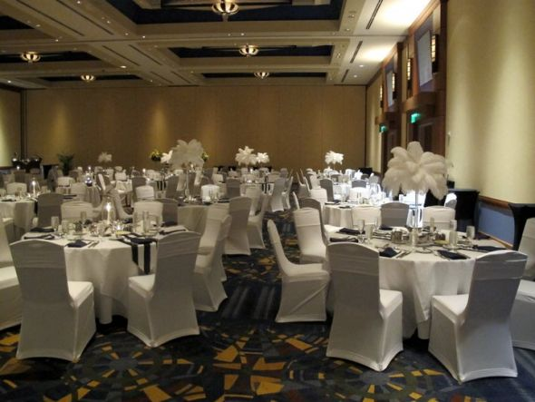 White Ostrich Feathers wedding ostrich feathers feathers reception