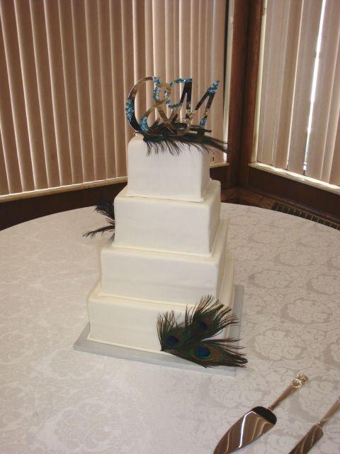 POSTATHON wedding peacock wedding Peacock Feather Wedding Cc
