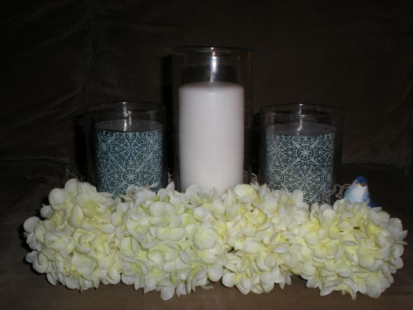 Outdoor Unity Candle Holders