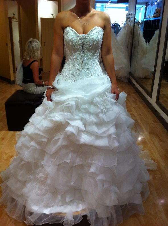 My Wedding Dress!!