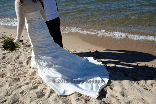 Wedding Day Wedding Dress photo