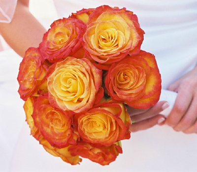 Reference for wedding decoration fall wedding bouquets for Simple fall bridesmaid bouquets