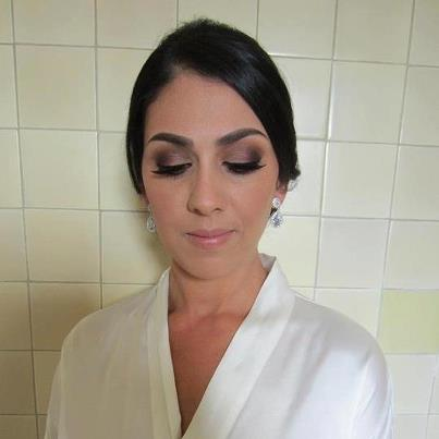 My Wedding Day Make Up